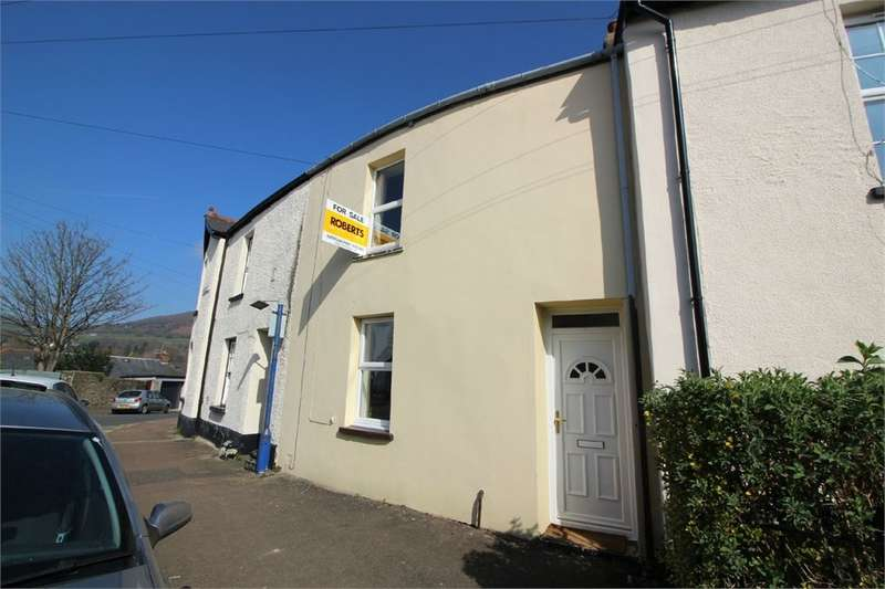 2 Bedrooms Terraced House for sale in Princes Street, ABERGAVENNY, Monmouthshire, NP7