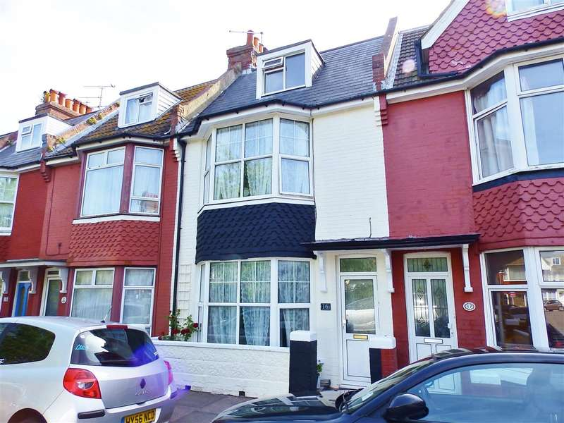 4 Bedrooms Terraced House for sale in Willowfield Square, Eastbourne