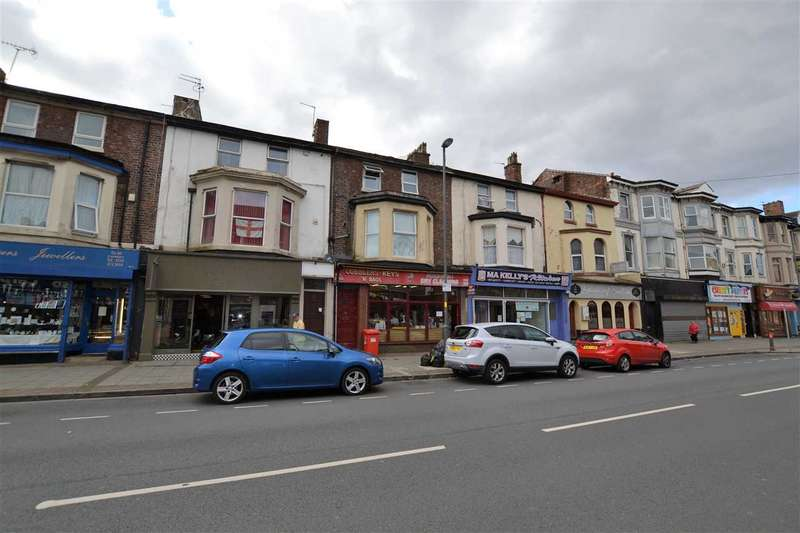 2 Bedrooms Apartment Flat for sale in South Rd, liverpool