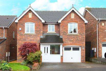 4 Bedrooms Detached House for sale in Morton Gardens, Halfway, Sheffield, South Yorkshire