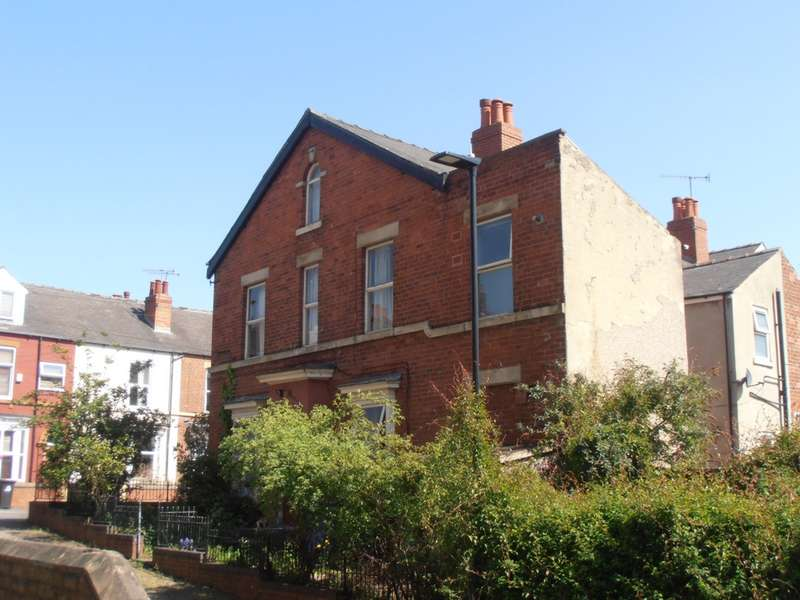 3 Bedrooms House for sale in St. Barnabas Road, Sheffield, S2