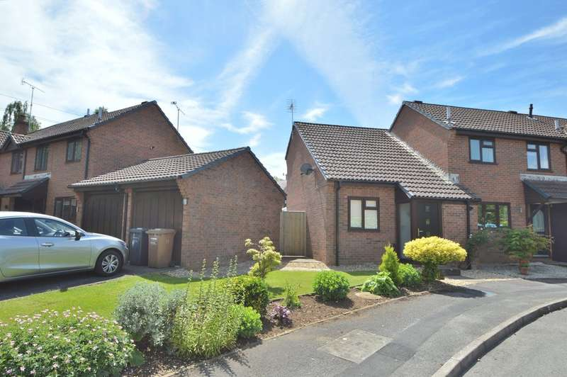 1 Bedroom End Of Terrace House for sale in Forth Close, Chandler's Ford