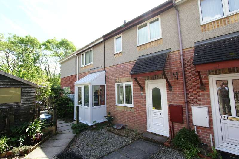 2 Bedrooms Terraced House for sale in Sennen Close, Torpoint