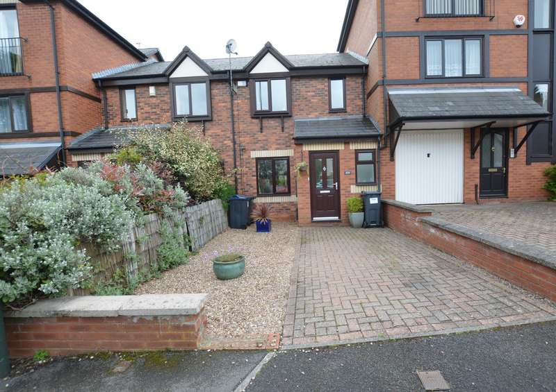 2 Bedrooms Terraced House for sale in Park Hill Road, Harborne