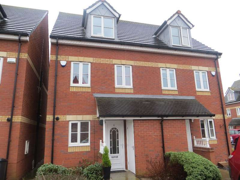 3 Bedrooms Semi Detached House for sale in Buttermere Close, St Martin's Avenue, North Road, Hull, HU4 6DG