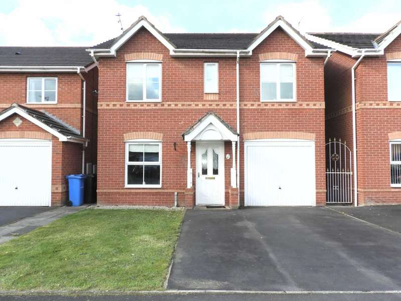 4 Bedrooms Detached House for sale in Appleton Road, Park Meadows