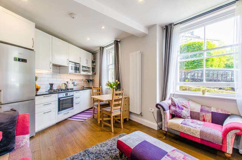 1 Bedroom Flat for sale in Christchurch Hill, Hampstead, NW3