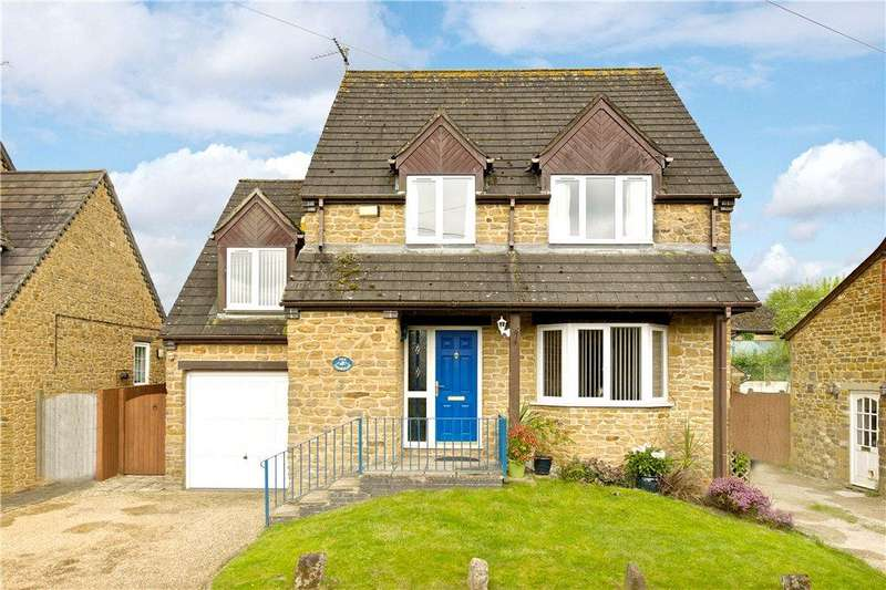 4 Bedrooms Detached House for sale in Chapel Lane, Charwelton, Daventry, Northamptonshire