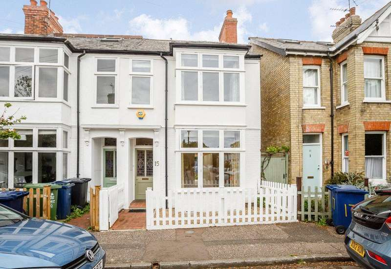 3 Bedrooms End Of Terrace House for rent in Owlstone Road, Cambridge, CB3