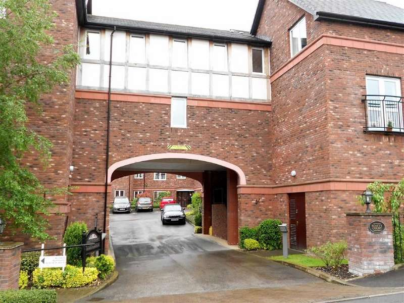 1 Bedroom Property for sale in Beatty Court, Nantwich, Cheshire