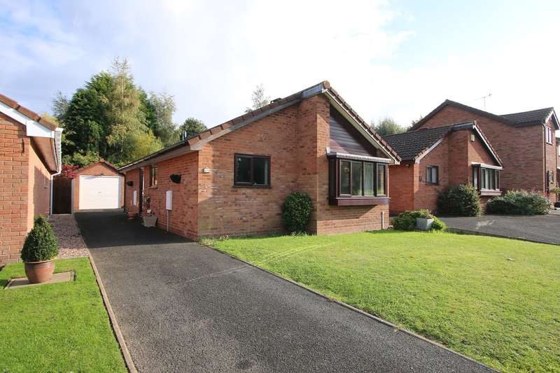 2 Bedrooms Detached Bungalow for sale in Fredericks Close, Norton, Stourbridge, DY8