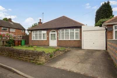 2 Bedrooms Bungalow for rent in Dorothy Grove, Nottingham, NG8 3PJ