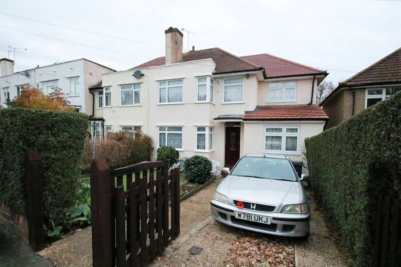 5 Bedrooms Semi Detached House for sale in Sundale Avenue, Selsdon