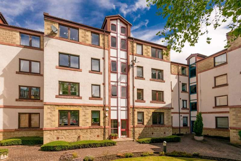 2 Bedrooms Flat for sale in 35/3, Dalgety Road, Meadowbank, EH7 5UH