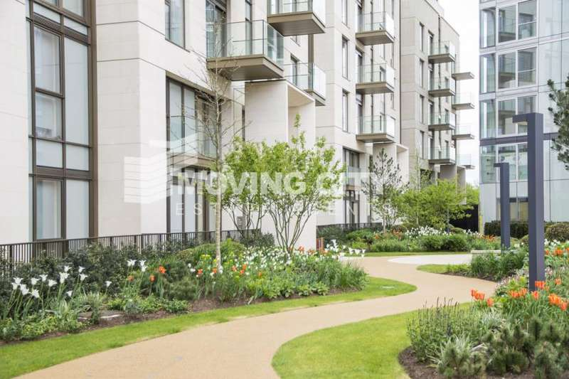3 Bedrooms Flat for sale in Columbia Garden North, Lillie Square, Earls Court, SW6