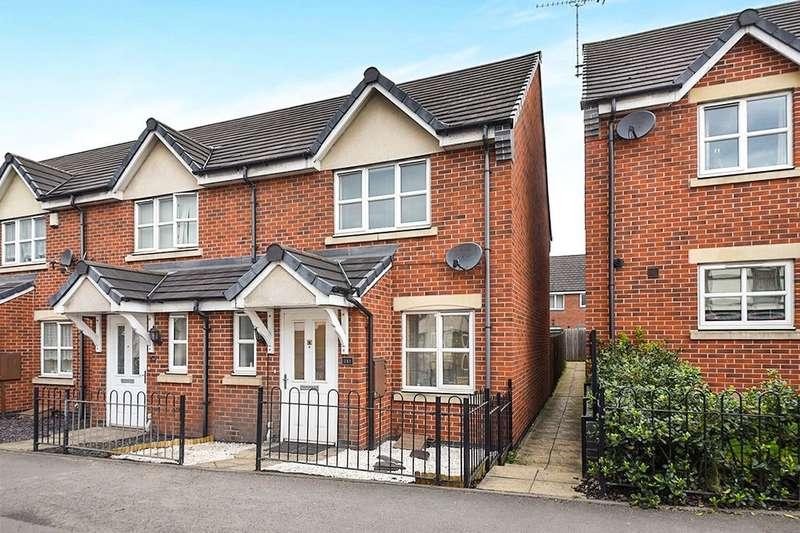 2 Bedrooms Property for sale in Shobnall Street, Burton-On-Trent, DE14