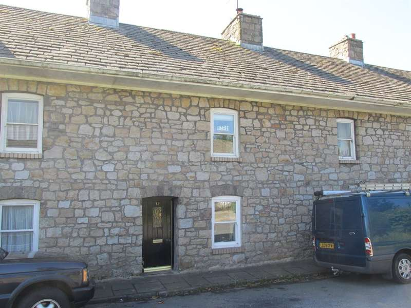 1 Bedroom Terraced House for sale in Collins Row, Rhymney, Tredegar