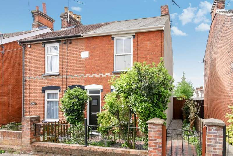 2 Bedrooms Semi Detached House for sale in Bramford Lane, Ipswich