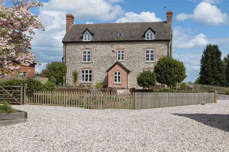 5 Bedrooms Country House Character Property for sale in Upper Bromdon Farm, Wheathill, Bridgnorth, Shropshire