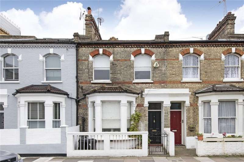 3 Bedrooms Terraced House for sale in Prothero Road, Fulham, London, SW6