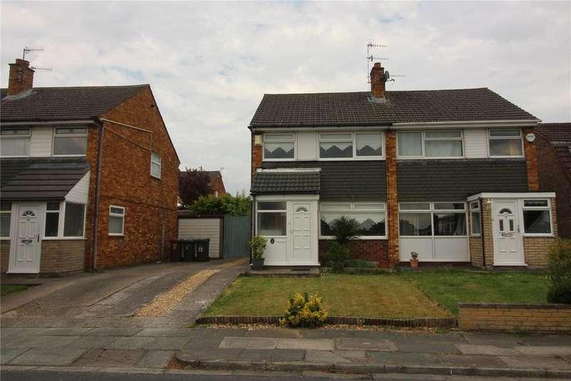 3 Bedrooms Semi Detached House for sale in Davenham Avenue, Prenton, Merseyside, CH43