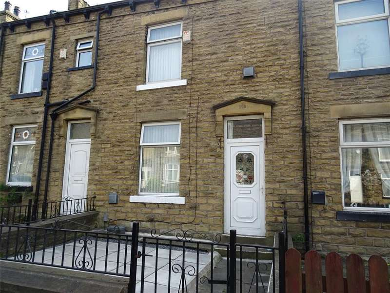 2 Bedrooms Semi Detached House for sale in Bowling Hall Road, Bradford, West Yorkshire, BD4