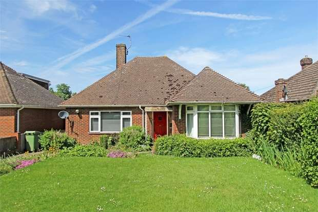 3 Bedrooms Detached Bungalow for sale in London Road, Sittingbourne, Kent