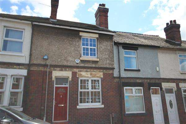 2 Bedrooms Terraced House for sale in Duke Street, Fenton, Stoke-on-Trent