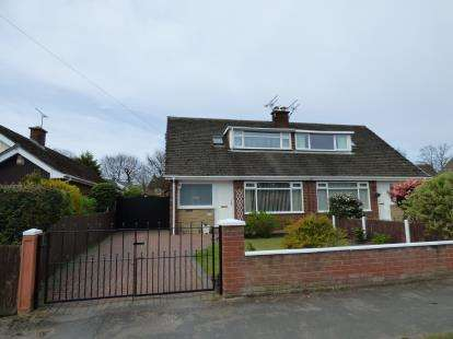 2 Bedrooms Semi Detached House for sale in Flaxfield Road, Formby, Liverpool, Merseyside, L37