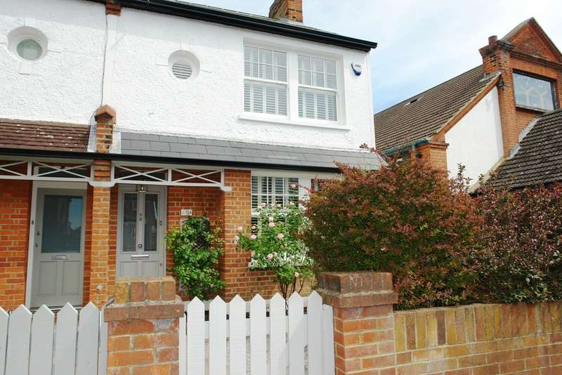 3 Bedrooms Semi Detached House for sale in Douglas Road , Surbiton