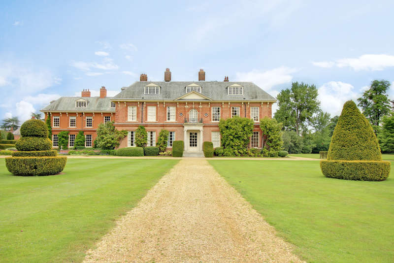 2 Bedrooms Flat for sale in The Mansion, Balls Park