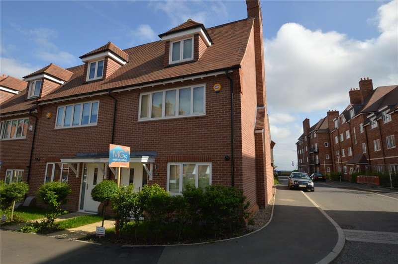 3 Bedrooms End Of Terrace House for sale in Guardhouse Way, Mill Hill, London, NW7