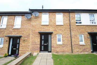 2 Bedrooms Terraced House for sale in Busby Place, Newmains, Wishaw, North Lanarkshire