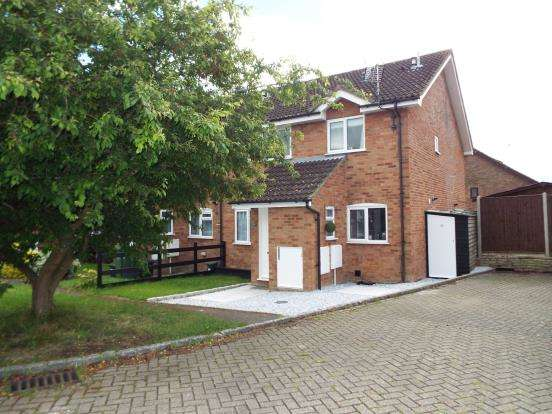 2 Bedrooms End Of Terrace House for sale in Bisley, Woking, Surrey