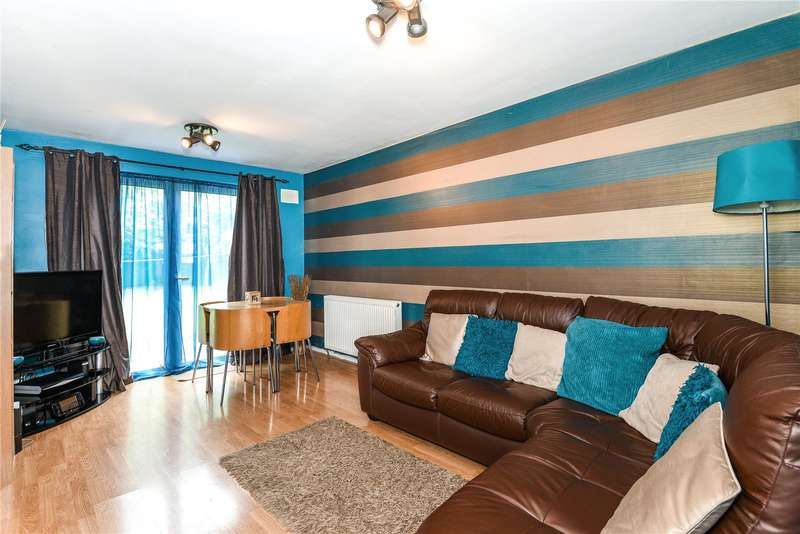 1 Bedroom Maisonette Flat for sale in Dawson Close, Hayes, Middlesex, UB3
