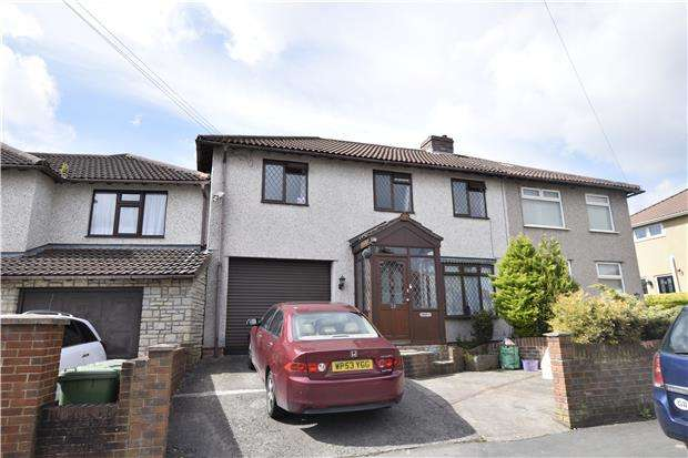 5 Bedrooms Semi Detached House for rent in Burley Grove, Downend, Bristol, BS16