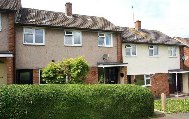 3 Bedrooms Terraced House for sale in Withypool, SOUTH CITY, Hereford