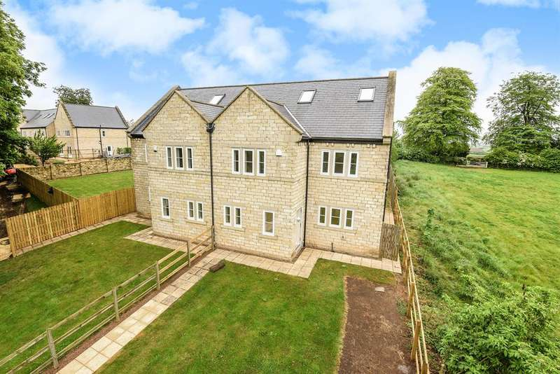 5 Bedrooms Semi Detached House for sale in 14 Lodge Gardens, Bramham, Wetherby, LS23 6GZ