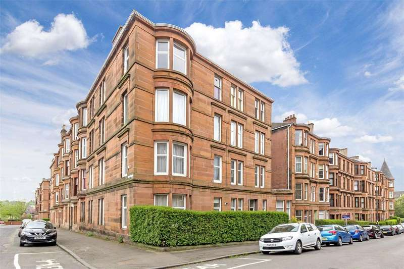 1 Bedroom Flat for sale in 0/2, 26 Lyndhurst Gardens, North Kelvinside, Glasgow, G20
