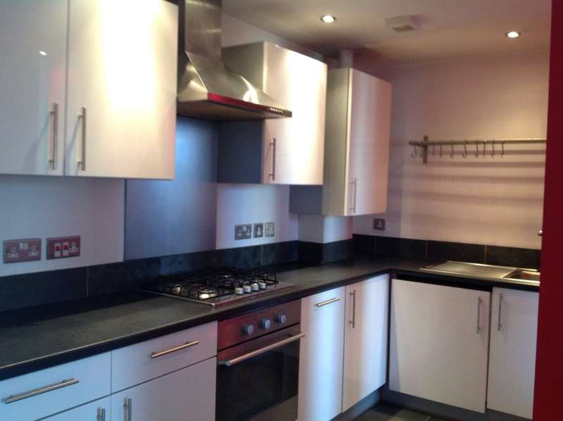 2 Bedrooms Flat for rent in 39 Catharine Street, Georgian Quarter, Liverpool