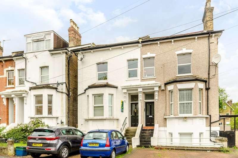 2 Bedrooms Flat for sale in Elgin Road, Croydon, CR0