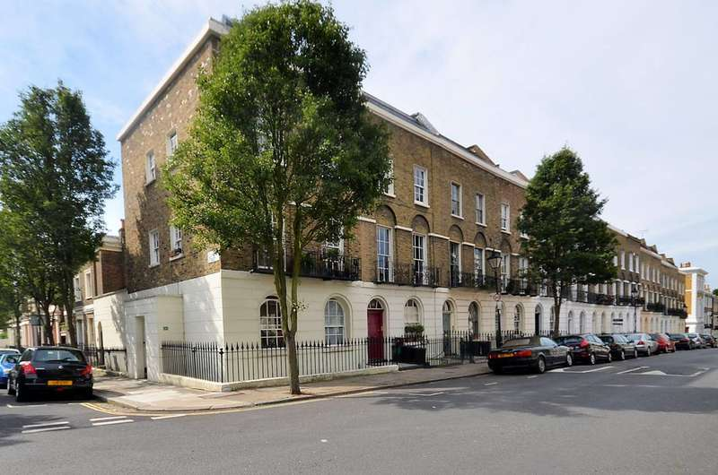2 Bedrooms Maisonette Flat for rent in Great Percy Street, Clerkenwell, WC1X