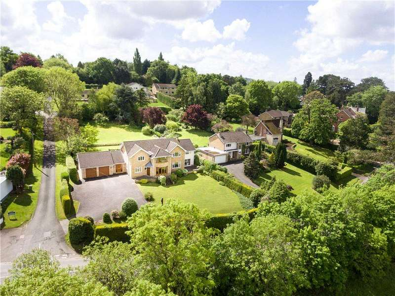 5 Bedrooms Detached House for sale in Harp Hill, Charlton Kings, Cheltenham, Gloucestershire, GL52