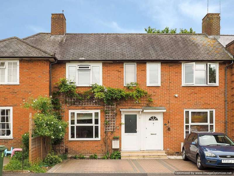 2 Bedrooms Terraced House for sale in Hunston Road, Morden SM4
