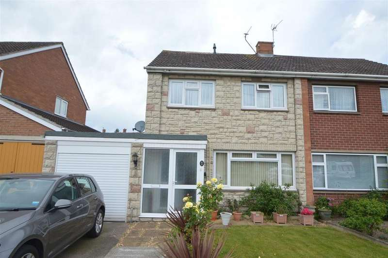3 Bedrooms Semi Detached House for sale in 159 Tilstock Crescent, Shrewsbury, SY2 6HB