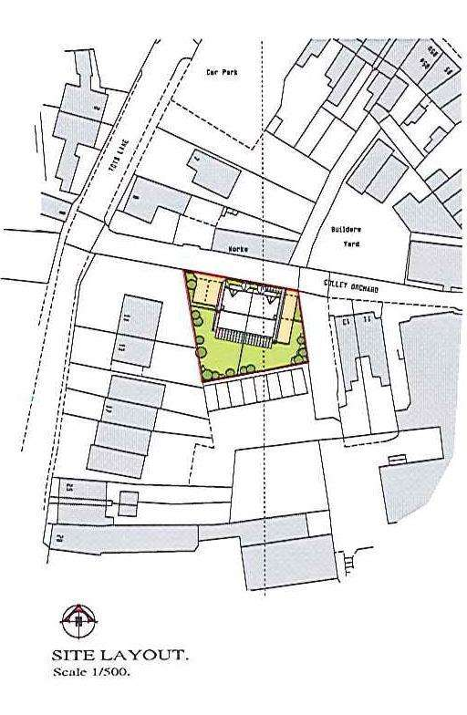 Land Commercial for sale in Colley Orchard, Halesowen