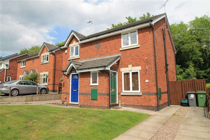 2 Bedrooms Semi Detached House for sale in Moss Valley Road, New Broughton, Wrexham