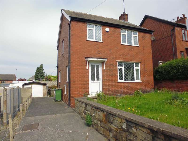 3 Bedrooms Detached House for sale in Rutland Street, Chesterfield