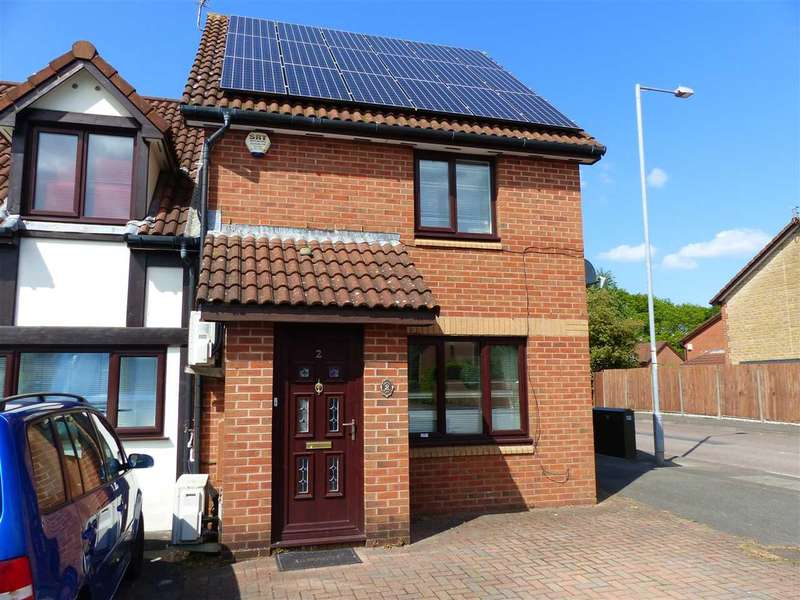 4 Bedrooms End Of Terrace House for sale in Valentine Lane, Thornwell, Chepstow
