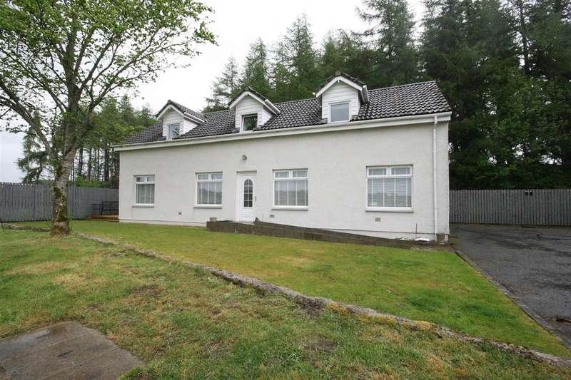 3 Bedrooms Detached House for sale in Loaninghead Lodge, Auchterarder, Auchterarder